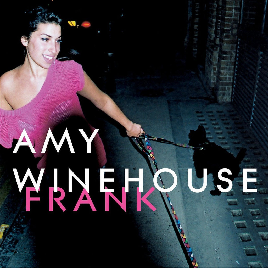 Amy Winehouse - Frank LP 180gm (Includes Download Code)