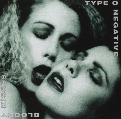 Type O Negative - Bloody Kisses (2xLP, Ltd. Silver Vinyl)