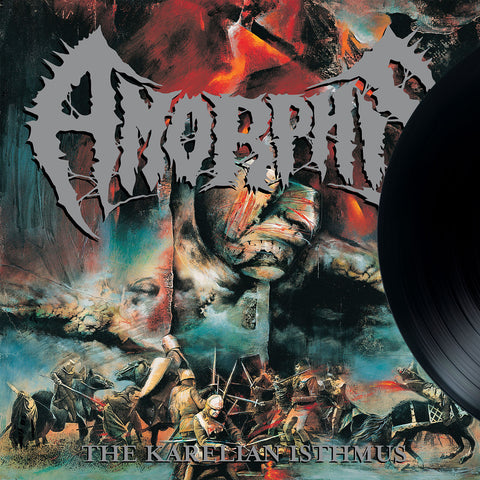 Amorphis - The Karelian Isthmus (LP, Ltd. Aqua Blue vinyl)