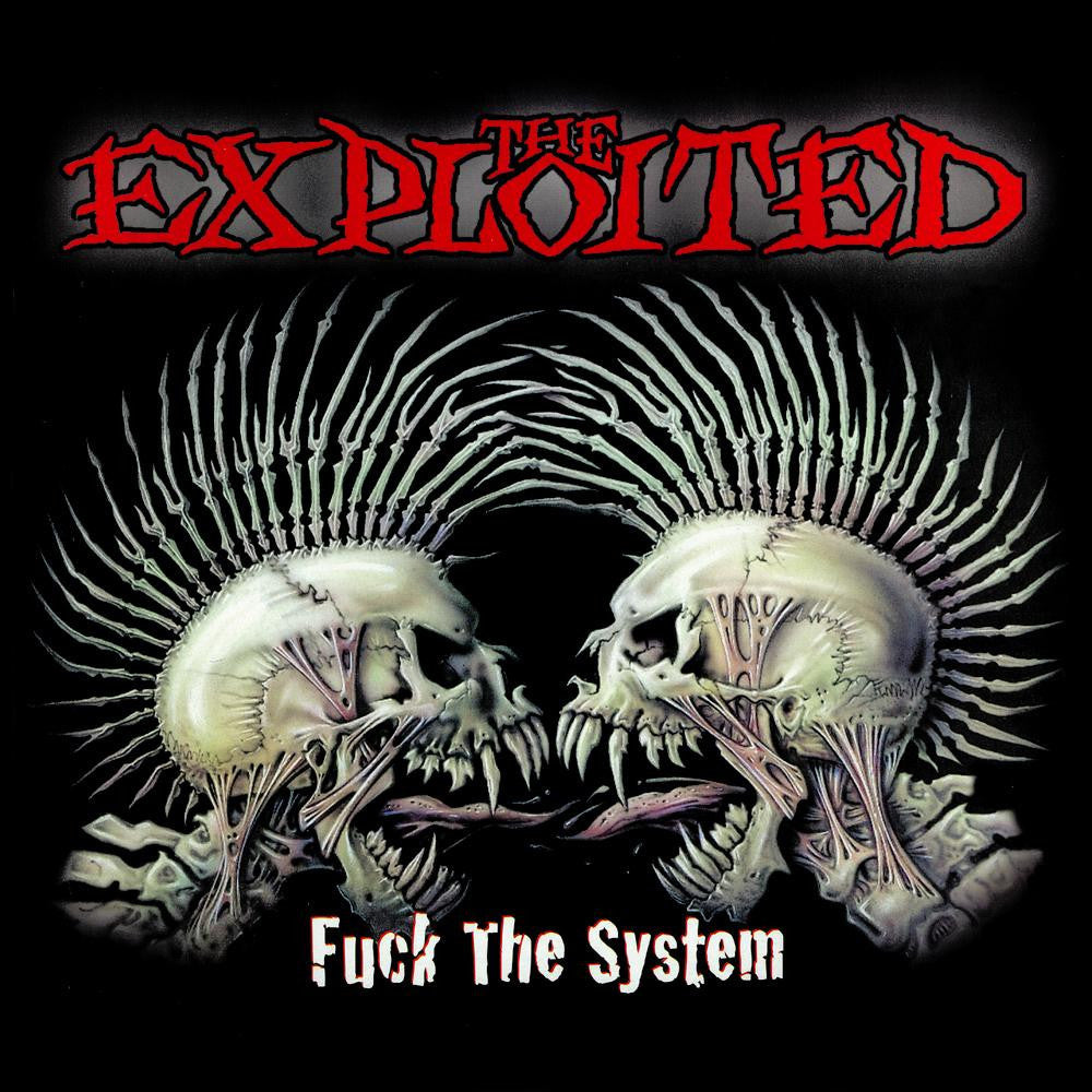 Exploited, The - Fuck The System CD