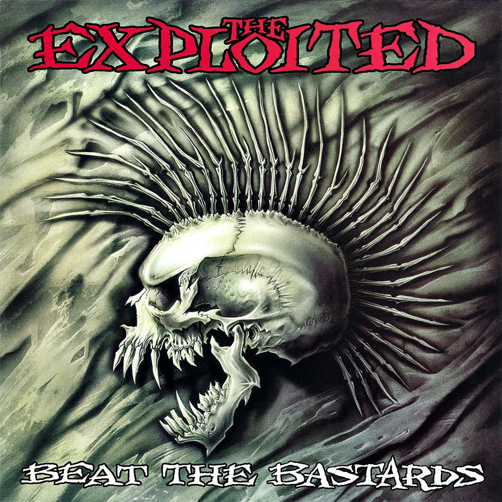 Exploited, The - Beat The Bastards CD