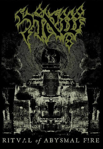 [T-Shirt] Sheol - Ritual of Abysmal Fire