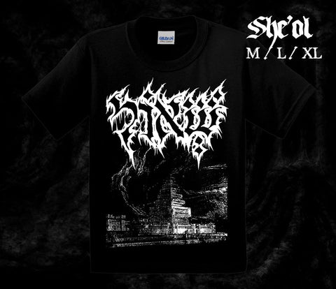[T-Shirt] Sheol - Destruction of Babylon