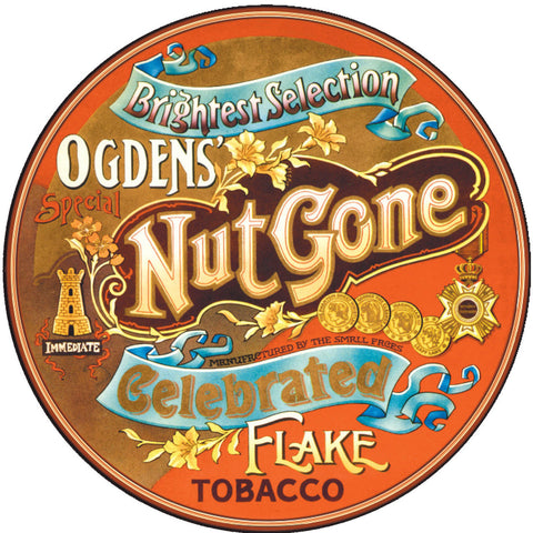 Small Faces - Ogdens' Nut Gone Flake (LP, Stereo, 180g Vinyl w/ 6 roll fold booklet & Artcard)