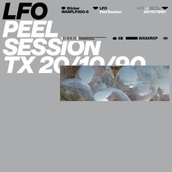 "LFO - Peel Session (12"" EP)"