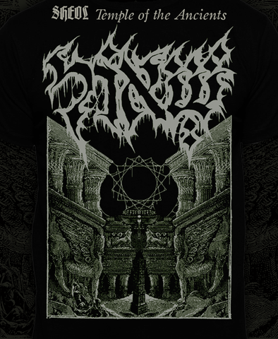 [T-Shirt] Sheol - Temple of the Ancients