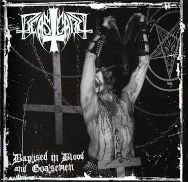 Beastcraft - Baptised In Blood And Goatsemen CD
