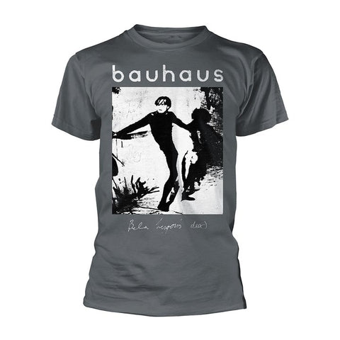 [T-Shirt] Bauhaus - Bela Lugosi's Dead (Back Cover of the Original Single)