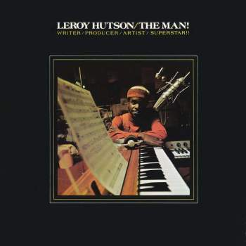 PREORDER - Leroy Hutson - The Man! (LP)