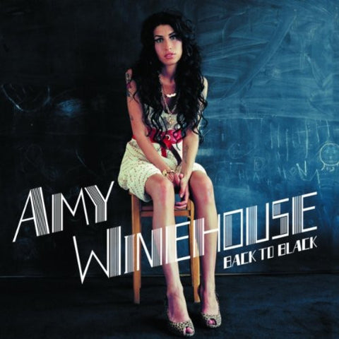 Amy Winehouse - Back To Black (LP,180gm)