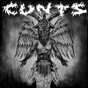 Cunts - s/t (LP)