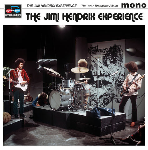 Jimi Hendrix Experience - The 1967 Broadcast Album (LP)