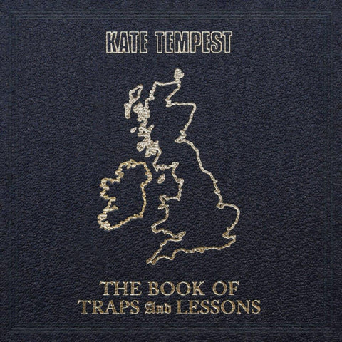 PREORDER - Kate Tempest - The Book of Traps and Lessons (LP)