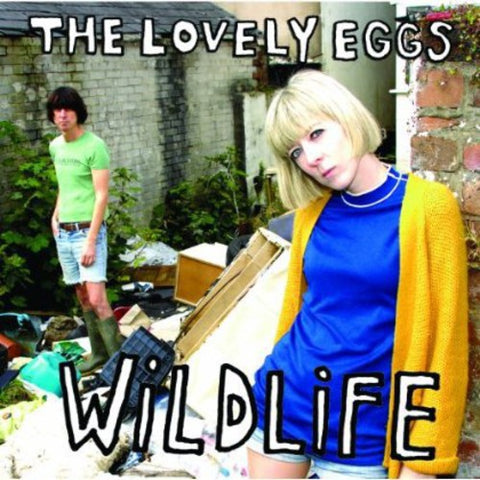 Lovely Eggs, The - Wildlife (LP + download)
