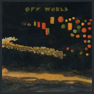 Off World - 2 (LP, inc art poster)