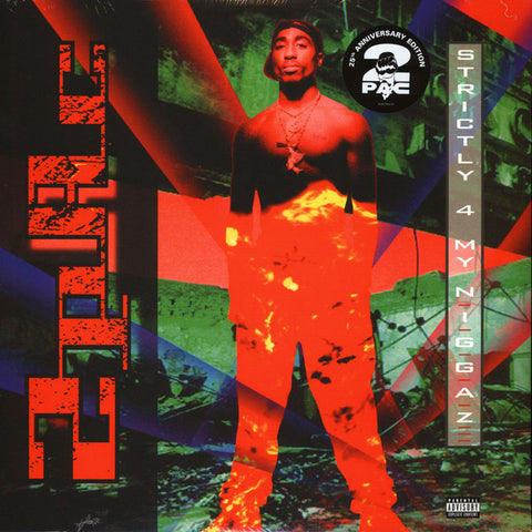 2Pac - Strictly 4 My N.I.G.G.A.Z... (2xLP)