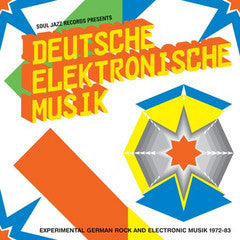 Various / Soul Jazz Records Presents - Deutsche Elektronische Musik: 1972-83 (2xLP) (B)