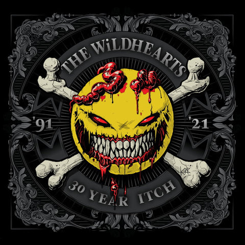 The Wildhearts - 30 Year Itch (2xLP, yellow vinyl)
