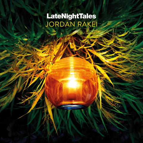 Various - Late Night Tales: Jordan Rakei (2xLP, Indies-Green vinyl)