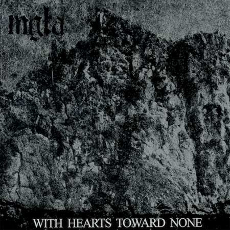 Mgla - With Hearts Toward None (CD)