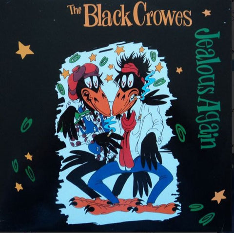 "[RSD20] Black Crowes - Jealous Again (12"")"