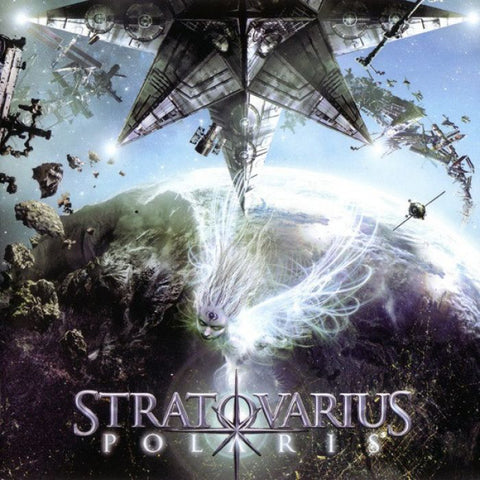 [RSD20] Stratovarius - Polaris (LP, White vinyl, numbered)