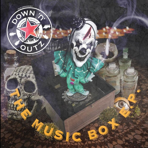 "[RSD20] Down 'n' Outz - Music Box (12"")"