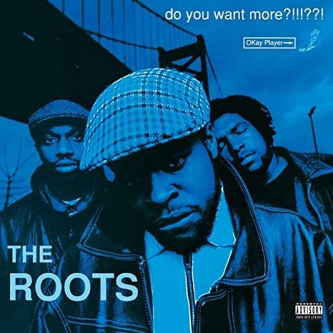 PREORDER - The Roots - Do You Want More?!!!??! (3xLP)