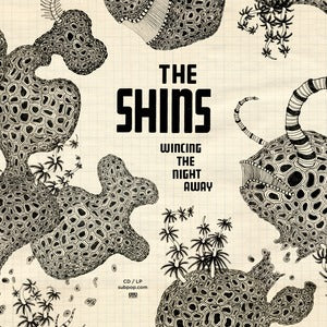Shins, The ‎- Wincing The Night Away (LP, indie excl. coloured vinyl)