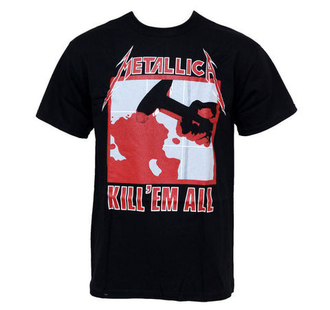 [T-Shirt] Metallica - Kill 'Em All
