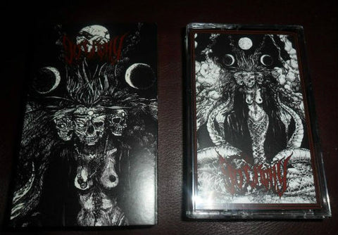 Do Skonu - Cold Streams of Death (Cassette, limited)