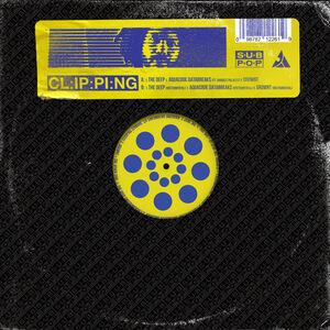 "Clipping - The Deep (12"" EP)"