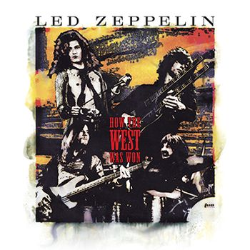 Led Zeppelin - How The West Was Won (Remastered) (4xLP Boxset)