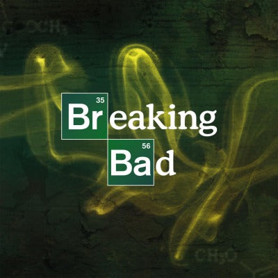 "Various - Breaking Bad Soundtrack (5xLP 10"" Vinyl, Crystal Vinyl, Ltd. + Book, Poster, ID Badge)"