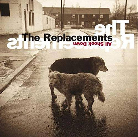 The Replacements - All Shook Down (LP, red translucent vinyl)