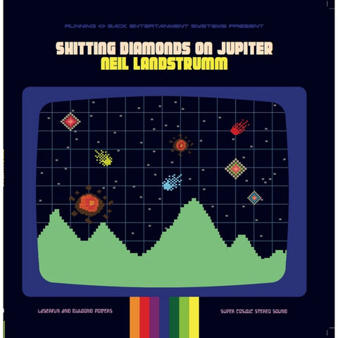 "Neil Landstrumm - Shitting Diamonds On Jupiter (12"" EP)"