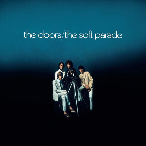 The Doors - The Soft Parade: 50th Anniversary Edition (LP, 180gm vinyl)