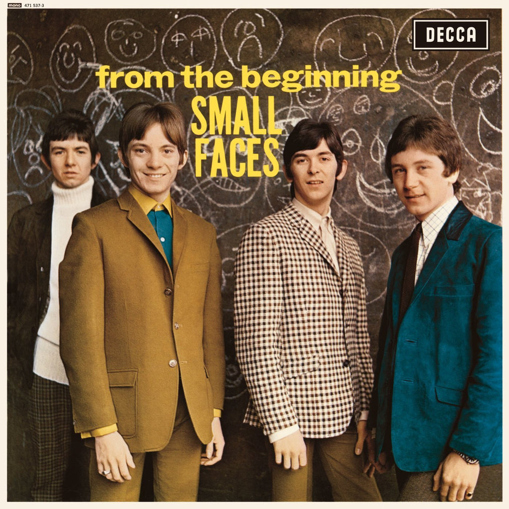 The Small Faces - From The Beginning LP 180gm (+MP3)