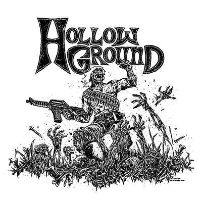 Hollow Ground - Warlord 2xLP