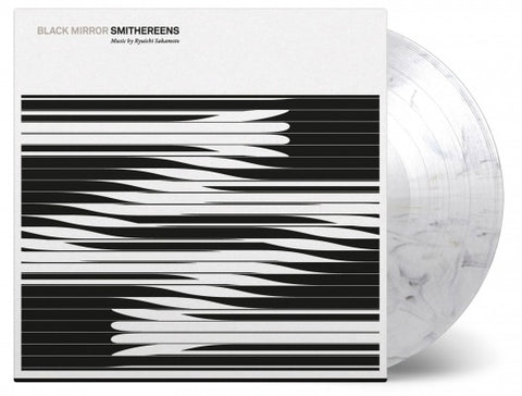 [RSD20] Ryuichi Sakamoto - Black Mirror: Smithereens (LP, Black &  White marbled vinyl)