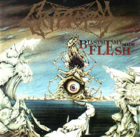 Cryptopsy - Blasphemy Made Flesh LP