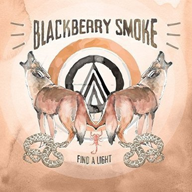 Blackberry Smoke - Find A Light (2xLP, RSD excl. ltd. gatefold white vinyl)