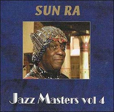 Sun Ra - Jazz Masters Vol 4 (2xCD)