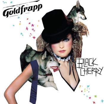 Goldfrapp - Black Cherry (LP, 140g Purple Vinyl + Art Card)