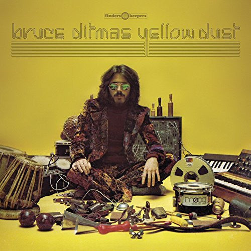 Bruce Ditmas - Yellow Dust LP
