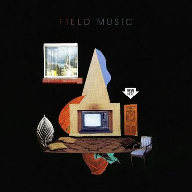 Field Music - Open Here (LP Indie exclusive clear vinyl)