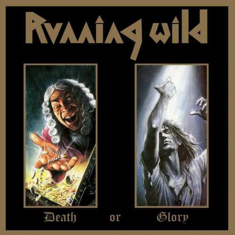 PREORDER - Running Wild - Death or Glory 2xLP 180g