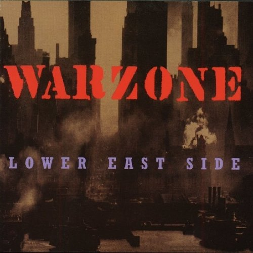 Warzone - Lower East Side (LP)