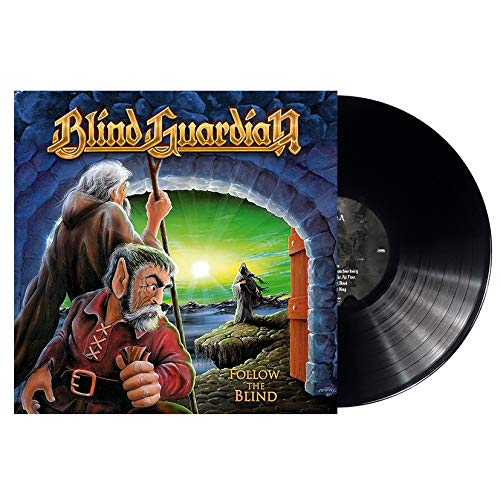 Blind Guardian - Follow The Blind (2xLP, 180g Remixed & Remastered)