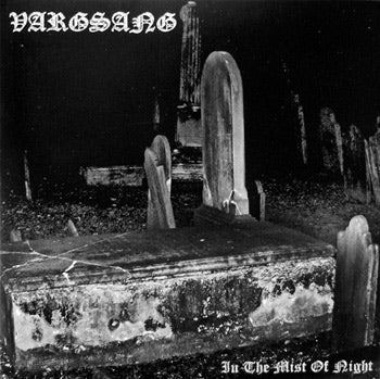 Vargsang - In The Mist Of Night LP